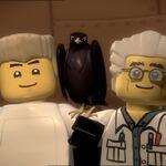 Zane, Dr Julien et le faucon-Tic tac.jpg