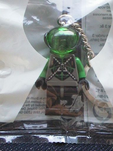 3950 Insectoid Key Chain