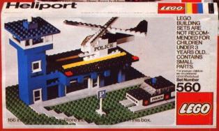 560 Police Heliport