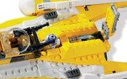 8037 Anakin's Y-wing Starfighter 4