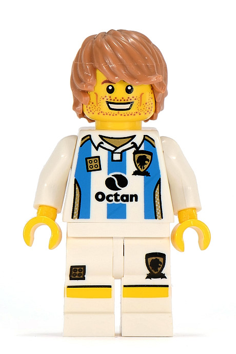 Soccer Player (Minifigures)