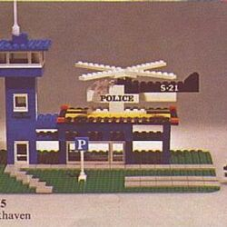 354 Police Heliport