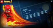 Flash LB2 stats