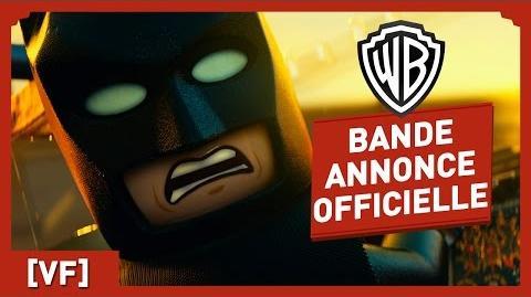 THE LEGO BATMAN MOVIE - Bande Annonce Officielle 2 (VF)