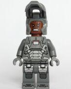 War Machine helmet up