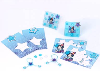10083 Star Birthday Pack