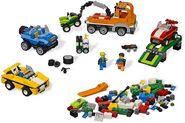 4635 Set de construction Véhicules