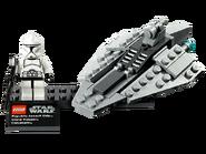 75007 Republic Assault Ship & Coruscant 2