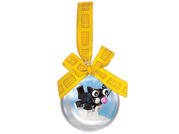 850950 Décoration de Noël Chat