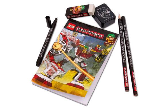 851994 Manga Tutorial Set