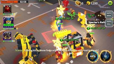 LEGO Q&C Soft Launch Video