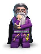 Professeur Dumbledore Années 1 à 4