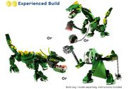 4894 Experienced Builds