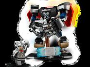 76169 L'armure robot de Thor 3