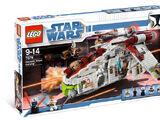 Review:7676 Republic Attack Gunship