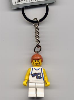 850694 Wizards Player Key Chain