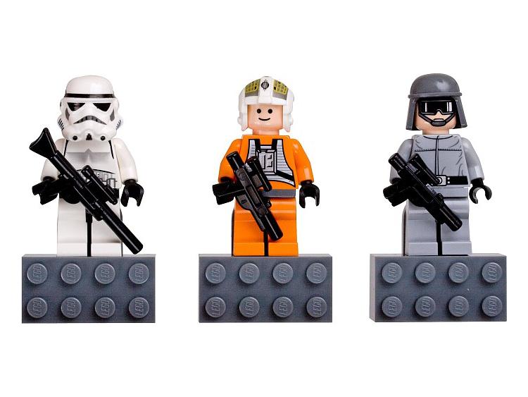 852553 Ensemble d'aimants Star Wars
