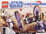 Comic-Con Exclusive Clone Wars Set