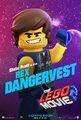 The LEGO Movie 2 Poster Rex Dangervest