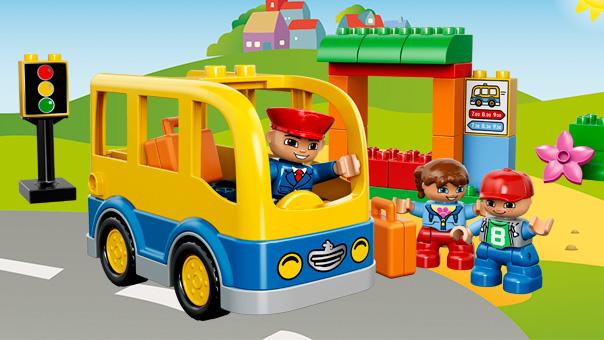 10528 Le bus scolaire