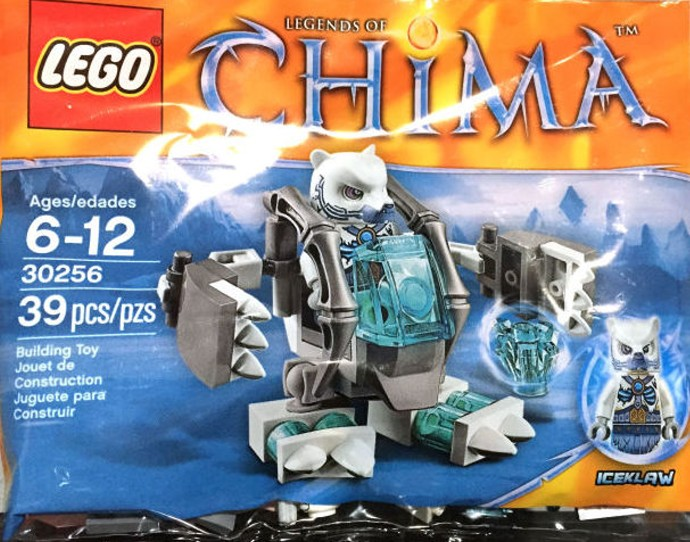 30256 Iceklaw's Mech