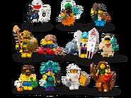71029 Minifigures Série 21 3