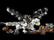 71721 Le dragon du Sorcier au Crâne 3