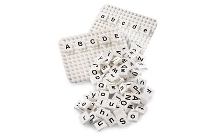 9530 Letters Set