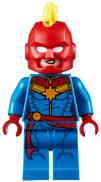 LEGO Captain Marvel 2020 (Masked, Alternate face)