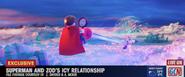 Superman Beams Zod (Zack Snyder Mention - LEGO Batman Movie)
