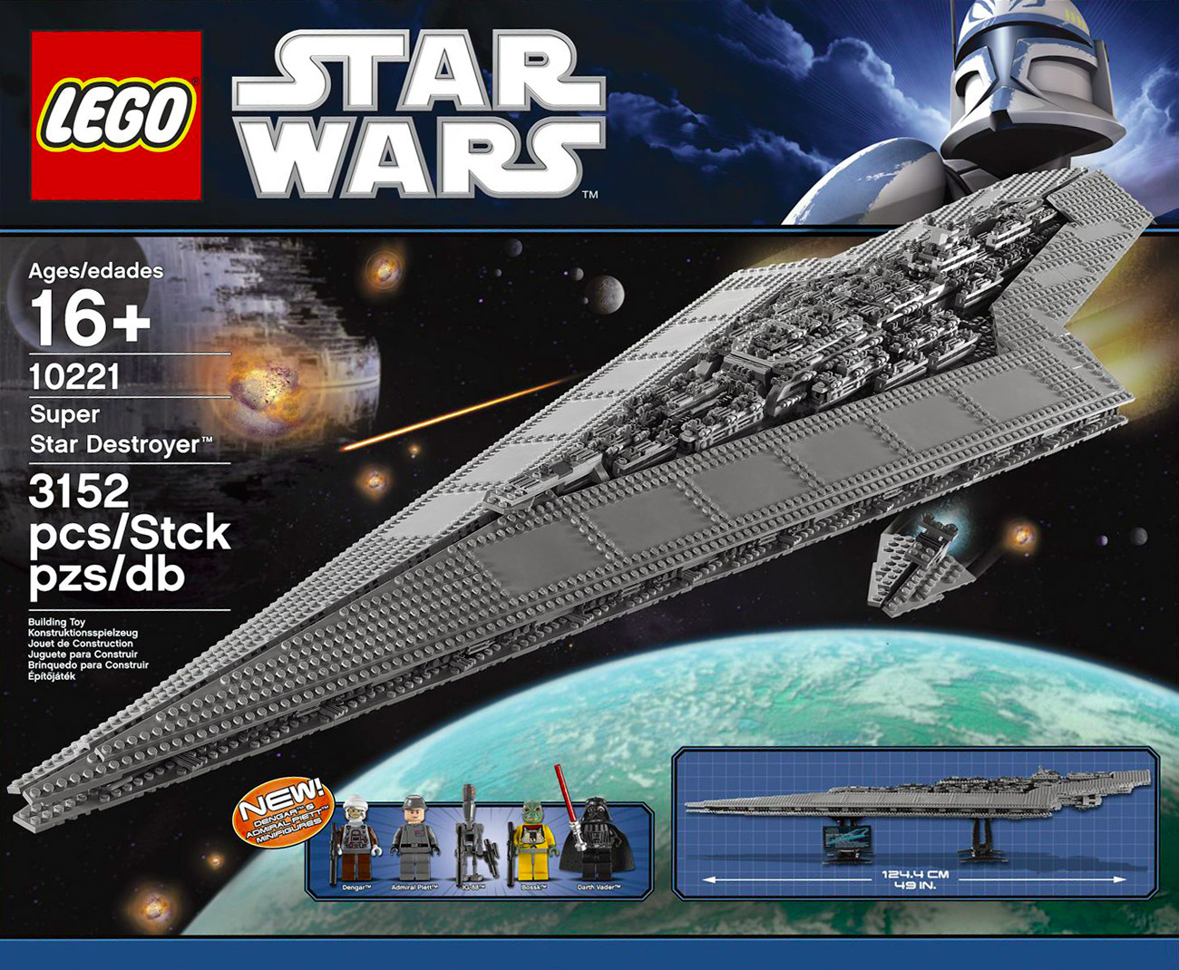 10221 Super Star Destroyer