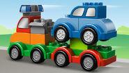 10552 Set de voitures à construire 3