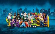 71020 Minifigures Série 2 LEGO Batman, Le Film