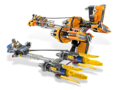 7962 Anakin Skywalker & Sebulba's Podracers 5