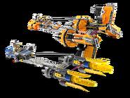 7962 Anakin Skywalker & Sebulba's Podracers 5