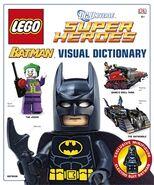 LEGO DC Universe Super Heroes Batman Visual Dictionary