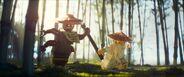 The LEGO Ninjago Movie 5