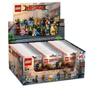 The LEGO Ninjago Movie Box