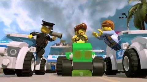 ゲーム『レゴ®シティ アンダーカバー』2017年発売予定