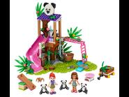 41422 La cabane des pandas dans la jungle