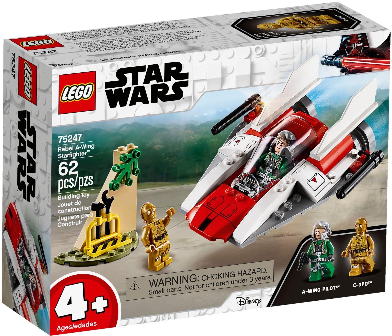 75247 Rebel A-Wing Starfighter