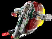 75312 Le vaisseau de Boba Fett 3