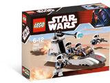 7668 Rebel Scout Speeder