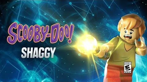 Character Spotlight Shaggy LEGO Dimensions