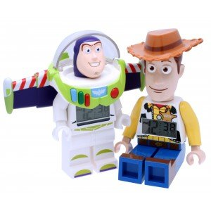 9002748-9002731 Buzz Lightyear and Woody Clock Bundle