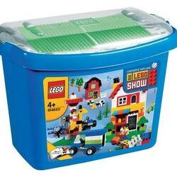 4548431 Die LEGO Show Brick Tub