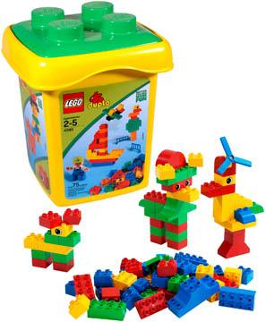 4085 DUPLO Bucket