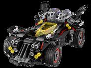 70917 La Batmobile suprême 2