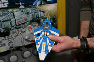 8093 Plo Koon's Starfighter 6