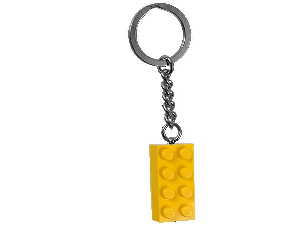 852095 Porte-clés Brique jaune